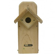 BIRDS CHOICE EASTERN WINGED BLUEBIRD HOUSE