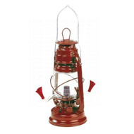 Outside Inside Hurricane Lantern Hummingbird Nectar Feeder OUT99820