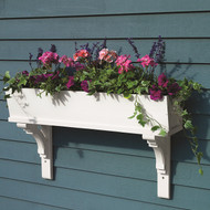 "Lazy Hill Farm Designs Sunrise Window Box - 30"" (2 Brackets) 999021"