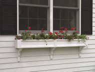 "Lazy Hill Farm Designs Federal Window Box - 48"" (2 Brackets) 999033"