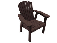 Perfect Choice Furniture Dining Adirondack Chair Mocha OFCD-M