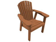 Perfect Choice Furniture Dining Adirondack Chair Camel OFCD-C
