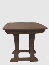 Perfect Choice Furniture Bistro Dining Table Mocha OFTBD-M