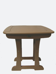 Perfect Choice Furniture Bistro Dining Table Camel OFTBD-C