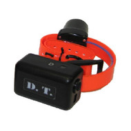 DT Systems H2O 1850 ADD-ON or Replacement Collar - Orange 1850ADD-O