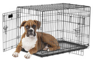 Precision Pet ProValu by Great Crate-Two Door - 4000 2dwire4000