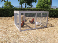 Precision Pet Extreme Hen House Chicken Pen ExtHHPen