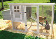 Precision Pet Hen House Chicken Coop HHCoop