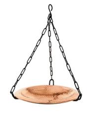 Achla Copper Hanging Birdbath  BBH-02CP
