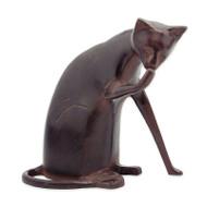 Achla Coy Cat  CAT-05