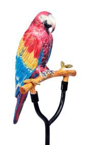 Achla Macaws Decoy Garden Statuary E-06S