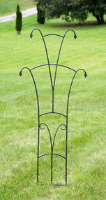 Achla Leaf Tower I Decorative Garden Trellis FT-33G