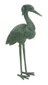 Achla Stately Blue Heron Decoy Garden Statue HSB-01