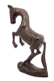 Achla Prancing Horse Garden Statue HR-01