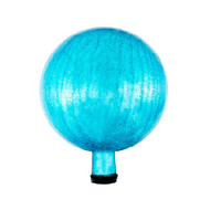"Achla 6"" Gazing Globe Ball Teal Crackle G6-T-C"
