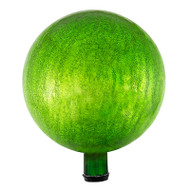 "Achla 12"" Gazing Globe Ball Fern Green Crackle G12-FG-C"