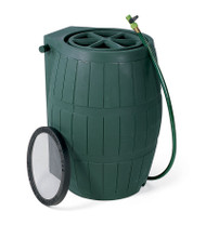 Achla Green Rain Barrel - 54 Gallon  RB-01