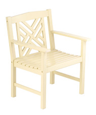 Achla Fretwork Arm Chair  OFC-10A