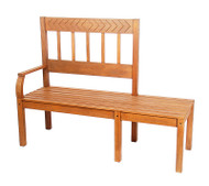 Achla Oxford Tree Bench  OFB-18N