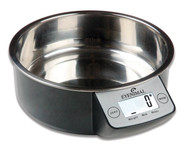Eyenimal Intelligent Pet Bowl - Large Black Ibowl-LB