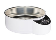 Eyenimal Intelligent Pet Bowl - Extra Large White Ibowl-XW