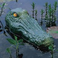 Bird X Gator Guard Predator Alligator Decoy Geese Repellent