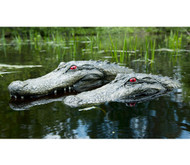 The Gator Float Predator Alligator Decoy Geese Repellent BLGJr