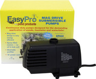 EasyPro 600 GPH Sub.Mag Drive w/ Volcano, Waterbell Double Volcano EAPREP600