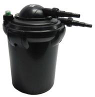 EasyPro 1000 Gallon Pressurized Filter 7 watt UV EAPRECF10U