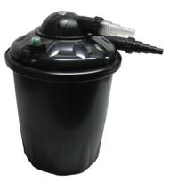EasyPro 2500 Gallon Pressurized Filter 9 watt UV EAPRECF25U