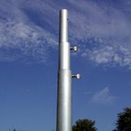 Birds Choice Heavy Duty 3 Section 12' Telescoping Pole w/ Ground Sleeve PMHD12