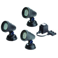 OASE LunAqua Classic LED Pond Light Set (3 Lights) 56453