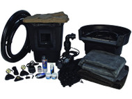 Aquascape PRO Medium 11' x 16' Pond Kit w/AquaSurge PRO 2000-4000 DIY Backyard Pond kit 53008