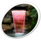 """Tetra Pond Waterfall Filter 12"""" With LED Colorchanging Light With Remote 19765 (26596 + 19765)"""