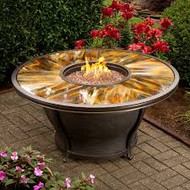 Oakland Living Moonlight Gas Fire Pit Table OAA2748