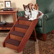 Solvit Large PupSTEP™ Wood Stairs 62351
