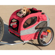 Solvit HoundAbout II Aluminum Bicycle Trailer - Medium 62394