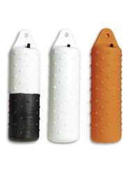 SportDOG Brand® Jumbo Plastic/Knobby Dummy - Black/White JumPlDum-B/W