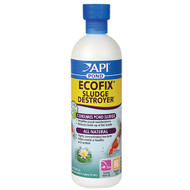 API Pond Care EcoFix Sludge Destroyer 16oz. 147 B