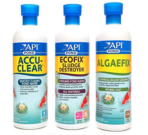 Pet Supplies 16 Oz Api Pond Accu-clear Pond Water Clarifier Fish & Aquariums