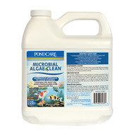 API Pond Care Pond Microbial Algae Clean Algae Control 64 oz. 269 D