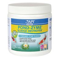API Pond Care Pond Pond-Zyme Plus with Barley 8 oz. Sludge Destroyer 146