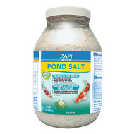API Pond Care Aquarium & Pond Salt 9.6 lbs API 156 (