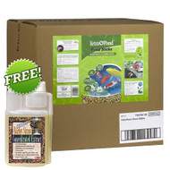Tetra Pond 16457 Tetra Floating Food Sticks 11lbs. 40 Liter Plus FREE 8 oz Barley Straw Extract (16457 + 076)