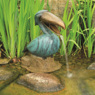 Aquascape Toucan Spitter Fountain With Pump AQS 78011