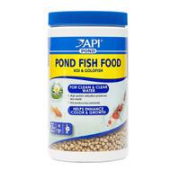 API Pond Care Fish Koi Goldfish Fish Food 11.5 oz Container 198