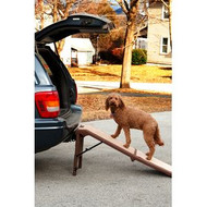 Pet Gear Free-Standing Pet Ramp CHOCOLATE PG9955CH