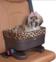 "Pet Gear Pet Bucket Seat Booster 16"" JAGUAR PG1117JG"