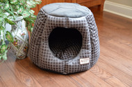 Armarkat Cat or Dog Bed Bronze & Silver C30HHG/SH