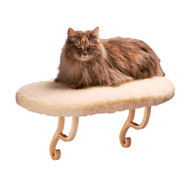 K & H Universal Mount Kitty Sill Fleece KH9071